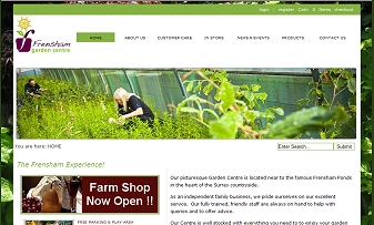 Frensham Garden Centre Online Shop
