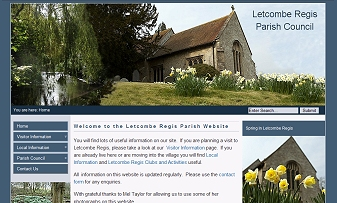 Letcombe Regis Parish Council
